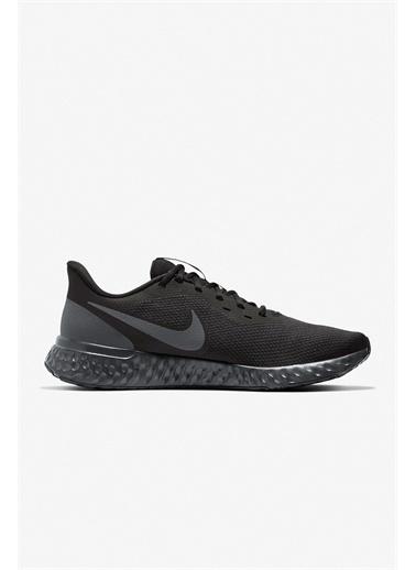 Nike Nike Revolution 5 BQ3204 Günlük Fileli Erkek Spor Ayakkabı Siyah